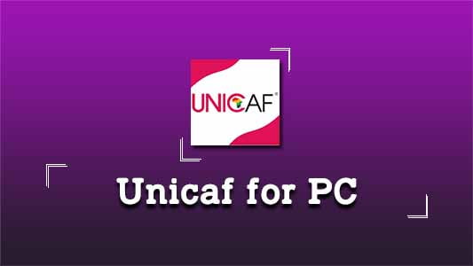 Unicaf for PC